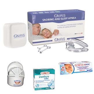 Oniris Oniris Anti-Schnarchschiene (MRA) Startset