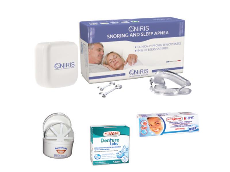 Oniris Anti-Schnarchschiene(MRA) Startset