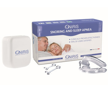 Oniris anti-snoring device (MRD)