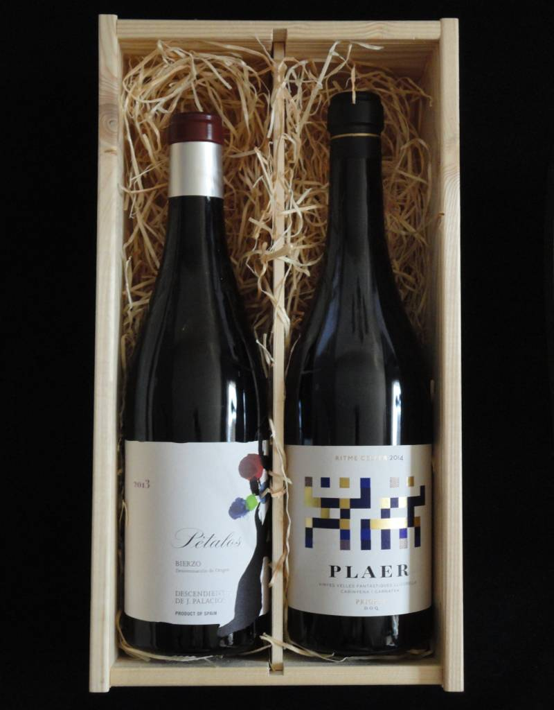 Wijnpakket Geweldig Spanje