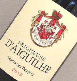 Castillon - Côtes de Bordeaux – Seigneurs d'Aiguilhe