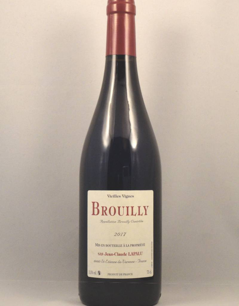 Brouilly vieilles vignes - Jean Claude Lapalu