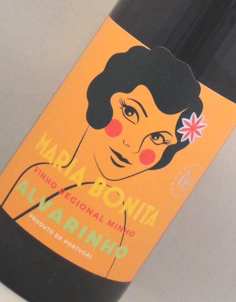Vinho Regional Minho Alvarinho - Maria Bonita