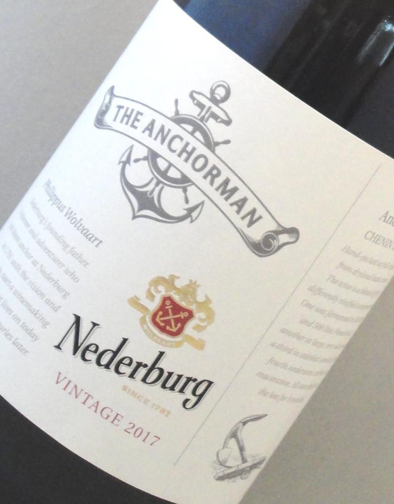 Western Cape Chenin Blanc 'The Anchorman' - Nederburg