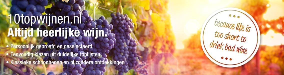 10topwijnen.nl - Altijd heerlijke wijn.