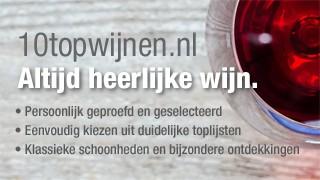 10topwijnen.nl opent haar deuren!