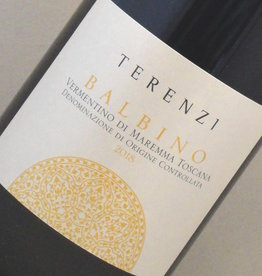 Vermentino di Maremma Toscana Balbino - Società Agricola Terenzi