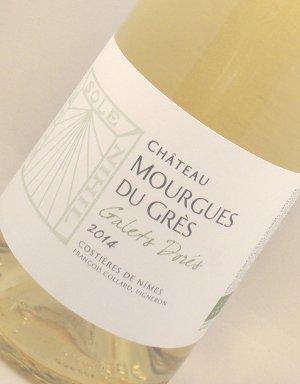Wijntip - Galets Dorés van Château Mourgues du Grès