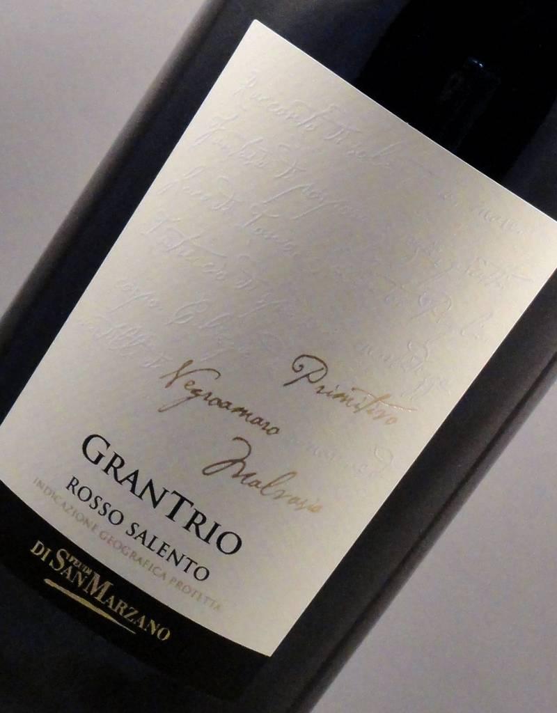 Salento GranTrio rosso magnum - Feudi di San Marzano