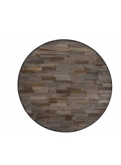 PUICO MIX HOUT-DONKER BRUIN