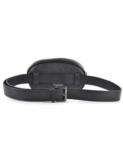Belt Bag Leer - Ivoor