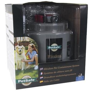Petsafe Petsafe wireless pet containment system instant fence