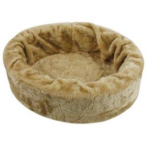 Petcomfort Petcomfort katten / hondenmand bont beige