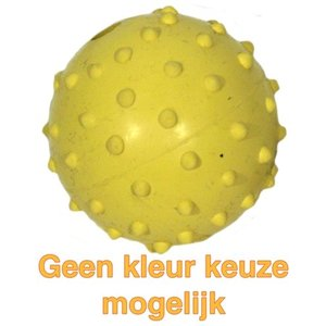 Happy pet Happy pet rubber bal met bel