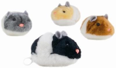 Afbeelding Trillende Pluche Hamster Per stuk door Online-dierenwinkel.eu