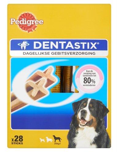 Dentastix Large hondensnack vanaf 25 kg Omdoos (28 stuks)