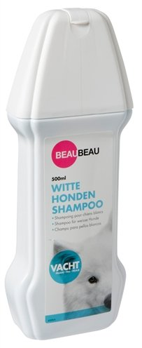 Beau Beau Witte Honden Shampoo 500 ml