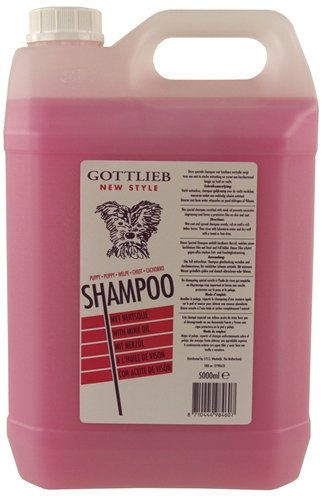 Gottlieb shampoo puppy