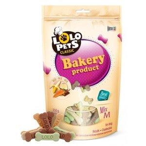 Lolo pets Lolo pets biscuits bones mix hondenkoekjes