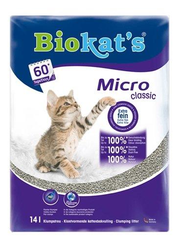 Biokat's Biokat's kattenbakvulling micro classic
