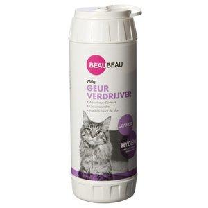 Beau beau Beau beau kattenbak geurverdrijver lavendel