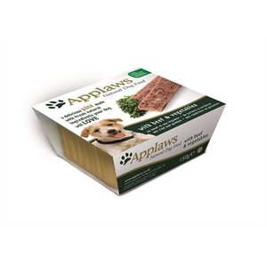 Applaws Applaws dog pate beef