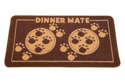 Voerbakmat Dinner Mate Brown