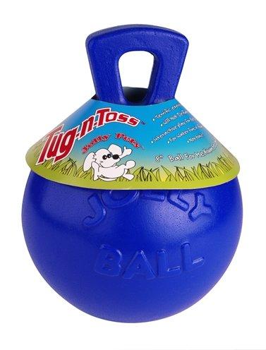 Afbeelding Jolly ball met handvat door Online-dierenwinkel.eu