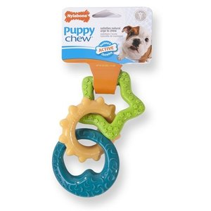 Nylabone Nylabone puppy chew bijtringen