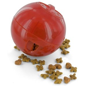 Petsafe Petsafe slimcat voerbal oranje