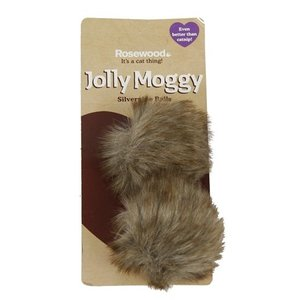Jolly moggy Jolly moggy silvervine ballen