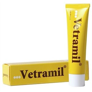 Vetramil Vetramil honingzalf met cardiospermum