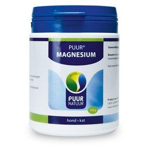 Puur natuur Puur magnesium  hond & kat