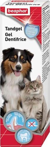Beaphar Tandgel voor hond en kat Per stuk