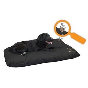 Bodyguard Bodyguard elegant hondenkussen zwart