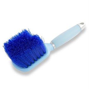 Hb ruitersport Hb soft gel harde borstel skylbue / royal blue