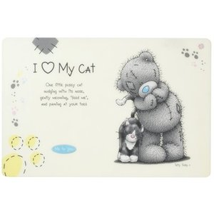 Me to you Me to you placemat voor kat