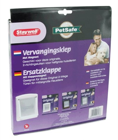 Petsafe Staywell Original 2-Way Huisdierluik - Replacement Flap - Medium