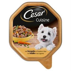 Cesar 14x cesar alu cuisine gevogelte / groente in saus