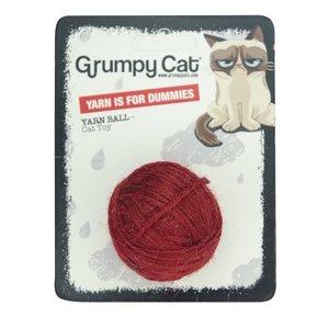 Grumpy cat Grumpy cat bolletje wol met bel