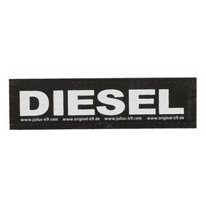 Julius k9 Julius k9 labels voor power-harnas/tuig diesel