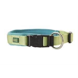 Hunter Hunter halsband neopreen vario plus groen / turquoise