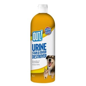 Out! Out! urine destroyer