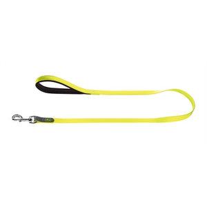 Hunter Hunter hondenriem convenience neon geel