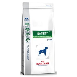 Royal canin veterinary diet Royal canin dog satiety