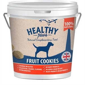 Healthy paws Healthy paws fruit cookies