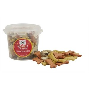 Dog treatz Dog treatz kluifjes 4 mix