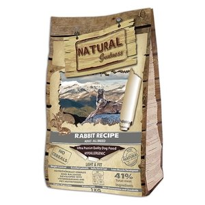 Natural greatness Natural greatness rabbit light & fit recipe