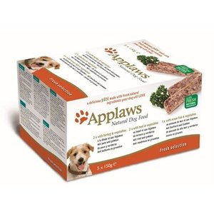 Applaws Applaws dog pate multipack fresh selection