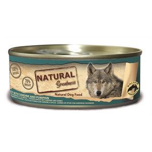 Natural greatness Natural greatness tuna fillet / sardine